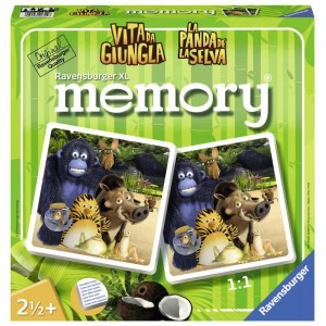 memory XL Vita da Giungla