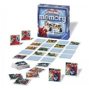 memory Ultimate Spider-Man