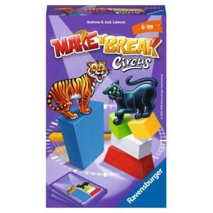 Make'n'break Circus Travel