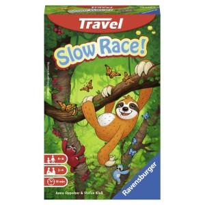Travel Slow Race!