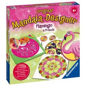 Mandala Midi Flamingo and...