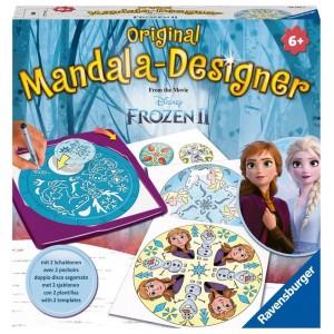 Mandala Designer Frozen 2
