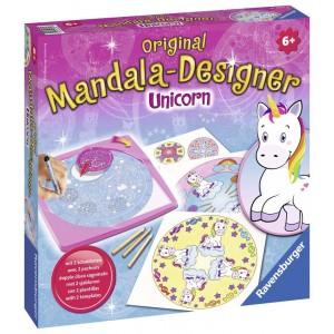 Mandala Designer Unicorno