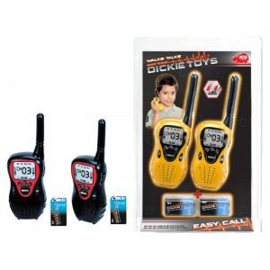 Walkie Talkie portata 80 mt