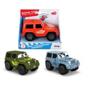 Happy Jeep Wrangler Squeezy...