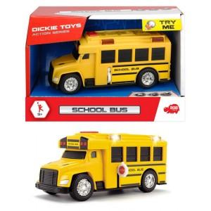 Scuola Bus cm. 15, luci e...