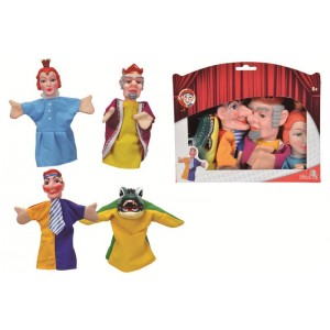 Set 4 Marionette cm.9/10