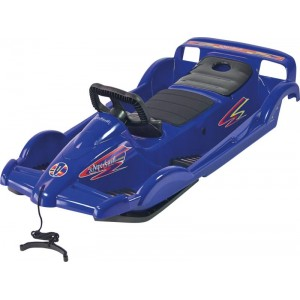 BOB DOUBLE RACE VOLANTE Blu