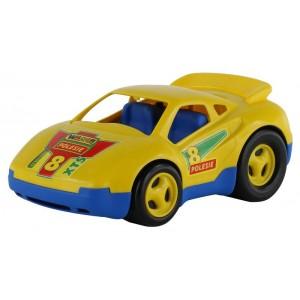 Rally, auto da corsa