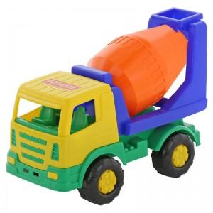 Mirage, camion di consegna...