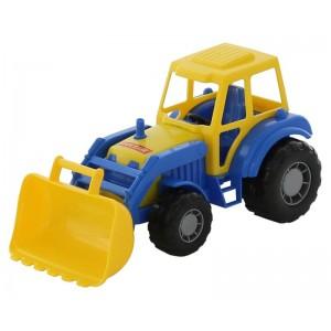 caricatore di trattori