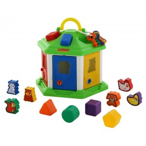 Play House casetta incastri