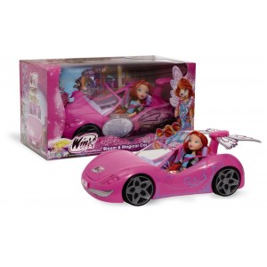 WINX BLOOM MAGIC.CAR CP01944