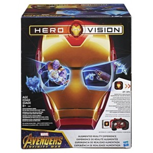 AVN HERO VISION IRON MAN AR...