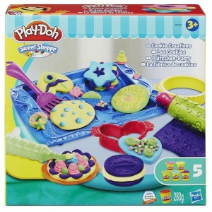 Play-Doh Cookies Set -...