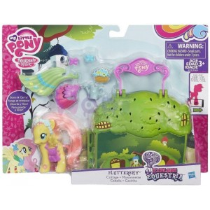 MLP MINI PLAYSET VALIG B3604