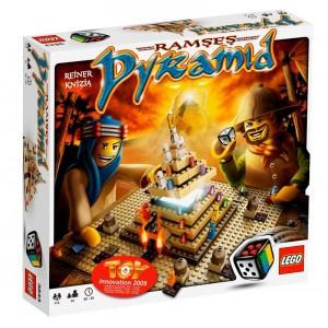 Ramses  Pyramid - Lego 3843