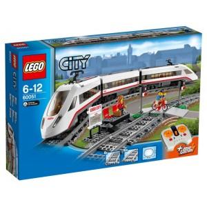 Treno passeggeri alta...