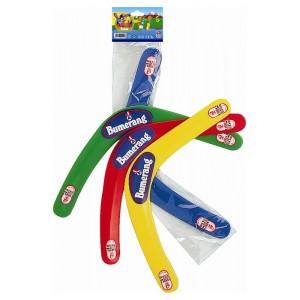 Boomerang in busta colori...
