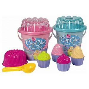 Set mare Cupcake e gelato...
