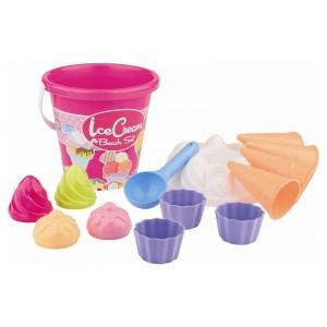 Set Mare Cupcake gelato con...
