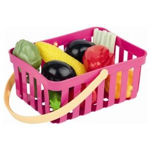 Cestino con verdura
