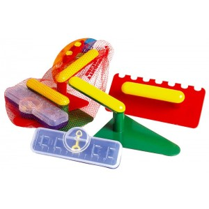 Set muratore in plastica...