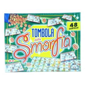 TOMBOLA DELLA SMORFIA 48C 54