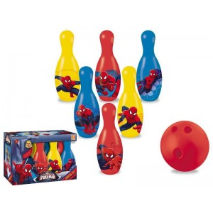 SPIDERMAN BIRILLI SET6 28075