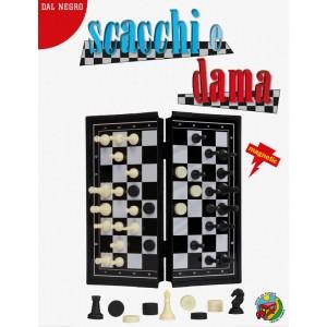 SCACCHI E DAMA MAGNETICI