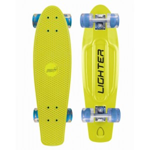SKATEBOARD LIGHTER - con...