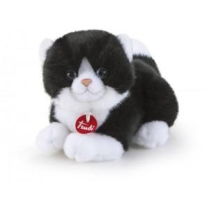 Trudino Gatto bianco/nero XS