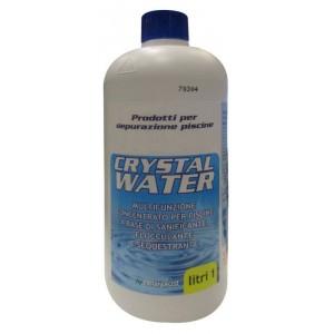 CRISTAL WATER MULTIFUNZ.0772