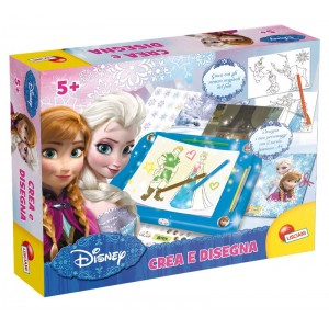 Frozen Crea e Disegna -...