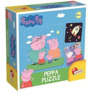 PEPPA PIG GAMES - PEPPA PUZZLE