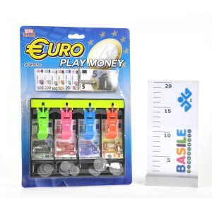 BLISTER CASSA CON EURO