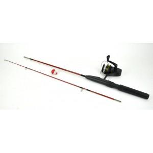Canna da pesca misura 130 cm