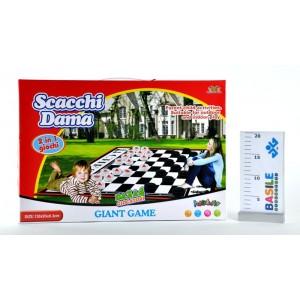 TAPPETO SCACCHI S3422-1227