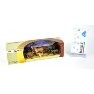 SET RINOCERONTI S329-PA127-1
