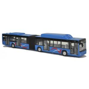 Autobus snodato a frizione...