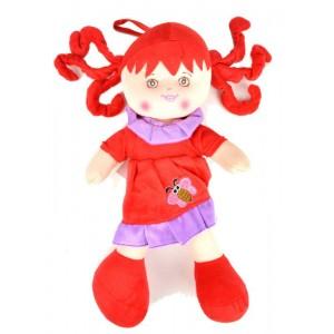 Bambola pezza 35cm colori...