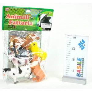 BUSTA MEDIA 6 ANIMALI FATTORIA