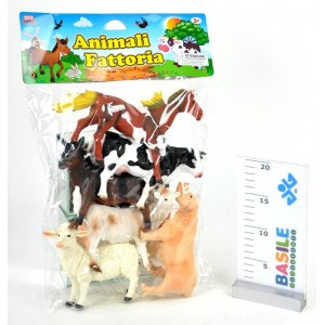BUSTA GIGANTE 6 ANIMALI...
