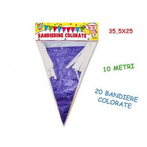 BANDIERINE 10 METRI E 20...