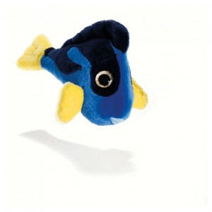 ACHANTYL PESCE BLUE 18 CM. L.