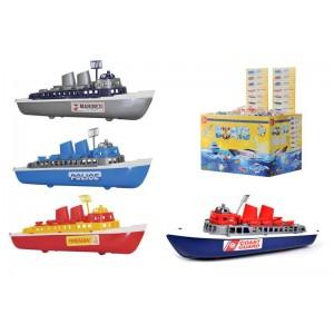 Barche in plastica forze...