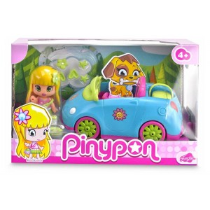 PYP MOTO CON SIDECAR + AUTO...