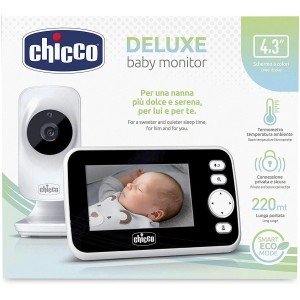 Video Baby Monitor Deluxe -...