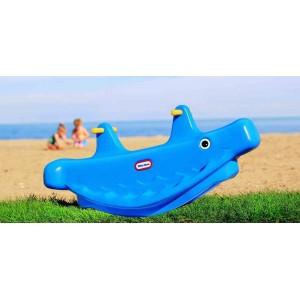 Balena a Dondolo Blu –...