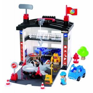 Playset Hangar - Smoby...